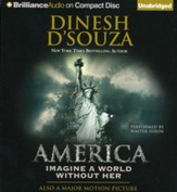 America: Imagine a World Without Her - unabridged audiobook on CD