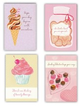 Valentine Treats Cards, Box of 12