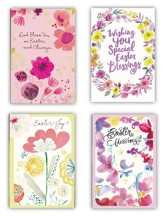 Easter Blessings Cards, Box of 12