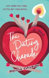 The Dating Charade, Large Print
