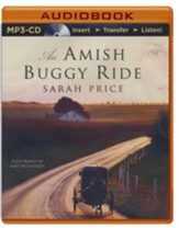 An Amish Buggy Ride - unabridged audio book on MP3-CD