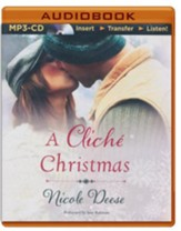 A Cliché Christmas - unabridged audio book on MP3-CD