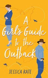 A Girl's Guide to the Outback, Large Print