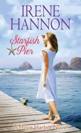 Starfish Pier: A Hope Harbor Novel, Large-Print
