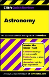 CliffsQuickReview Astronomy