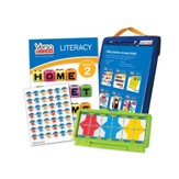 VersaTiles Literacy Skill Practice Kit Grade 2 (At Home Edition)