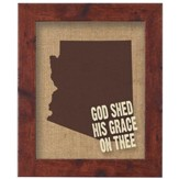 American States Wall Decor, Arizona