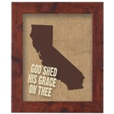 American States Wall Decor, California