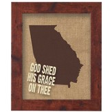 American States Wall Decor, Georgia