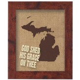 American States Wall Decor, Michigan