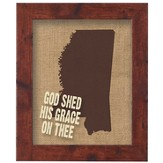 American States Wall Decor, Mississippi
