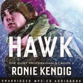 Hawk - unabridged audiobook on MP3-CD