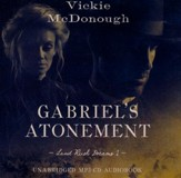 Gabriel's Atonement - unabridged audiobook on MP3-CD