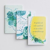 He Fills My Life With Good Things, Pocket Notebooks, Set of 3