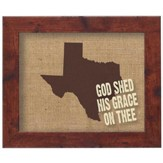 American States Wall Decor, Texas