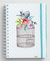 2017 Bird Monthly/Weekly Planner