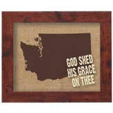 American States Wall Decor, Washington