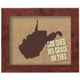 American States Wall Decor, West Virginia