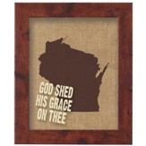 American States Wall Decor, Wisconsin