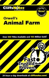 CliffsNotes on Orwell's Animal Farm