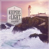 2017 Keepers Of the Light, KJV, Wall Calendar