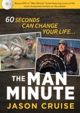 The Man Minute: A 60-Second Encounter Can Change Your Life -  Book & DVD