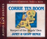 Christian Heroes Then & Now: Corrie Ten Boom Audiobook on CD