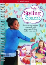 Styling Spaces: Discover Your Unique Room Stylw with Quizzes, Activities, Crafts and More!