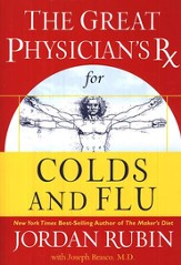 The Great Physician's Rx for Colds and Flu - eBook