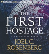 The First Hostage: abridged audio book on CD