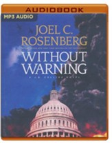 Without Warning - unabridged audio book on MP3-CD