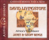 David Livingstone, Unabridged Audiobook on CD