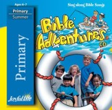 Bible Adventures Primary (Grades 1-2) Audio CD
