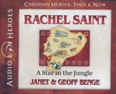 Rachel Saint Audiobook on CD