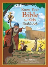 Know Your Bible for Kids Noah's Ark