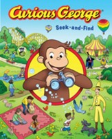 Curious George Seek-and-Find