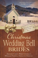 Christmas Wedding Bell Brides  - Slightly Imperfect