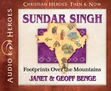 Sundar Singh Audiobook on CD