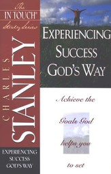 The In Touch Study Series: Experiencing Success God's Way - eBook