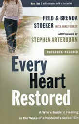 Every Heart Restored: A Wife's Guide to Healing in the Wake of a Husband's Sexual Sin - unabridged audio book on CD