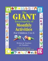 Giant Encyclopedia Of Monthly Activities