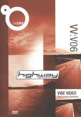 Vibe Video, Volume 6, DVD  - Slightly Imperfect