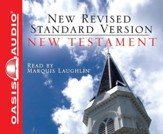 New Revised Standard Version New Testament - audiobook on CD