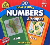 Think & Blink Numbers & Shapes