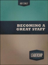 Becoming a Great Staff, DVD