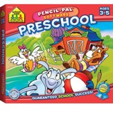 Preschool Pencil-Pal Software Mini Box Ages 3-5
