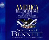 America The Last Best Hope (Vol II) - audiobook on CD