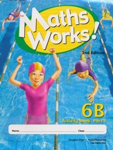 Math Works Activity Book 6B1