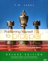 Positioning Yourself to Prosper Series CD - Slightly Imperfect