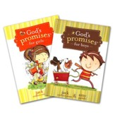 God's Promises for Boys and God's Promises for Girls